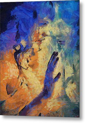Discovering Yourself Metal Print by Joe Misrasi