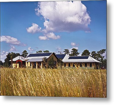 Disney Wilderness Preserve Metal Print by Rich Franco