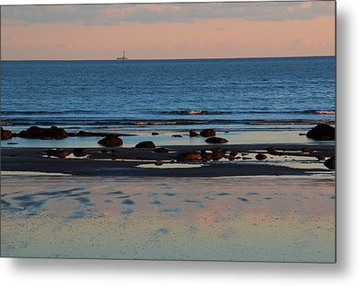 Distant Light Metal Print by Andrea Galiffi
