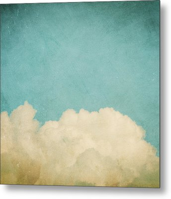 Dream A Little Dream Metal Print by Violet Gray