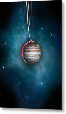 Drops Of Jupiter Metal Print by Peter Chilelli