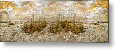 Dunes Metal Print by Betsy Knapp