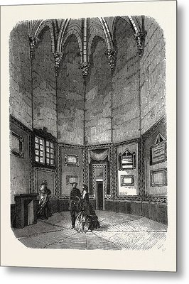 Dungeon Of Vincennes Metal Print