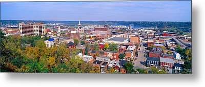 Eagle Point Park, Dubuque, Iowa Metal Print