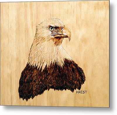 Eagle Metal Print by Ron Haist