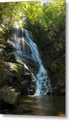 Eastatoe Falls North Carolina Metal Print