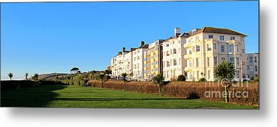 Eastbourne King Edwards Parade Panorama Metal Print