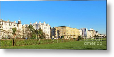 Eastbourne Panorama Metal Print