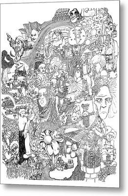 Epic 2011 Metal Print by Steve  Hester