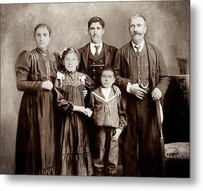 Family - Picture Two Metal Print by Darlene Kwiatkowski