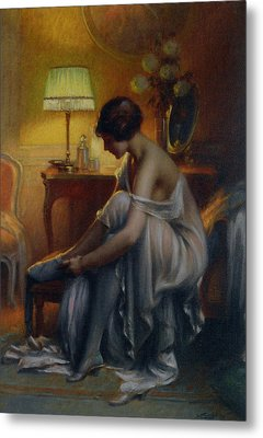 First Primers Metal Print by Delphin Enjolras