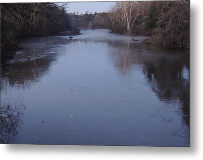 Metal Print featuring the photograph Flint River 1 by Kim Pate