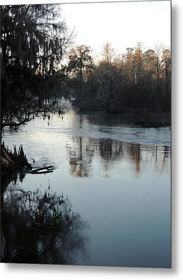 Metal Print featuring the photograph Flint River 20 by Kim Pate
