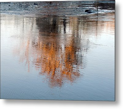 Metal Print featuring the photograph Flint River 22 by Kim Pate
