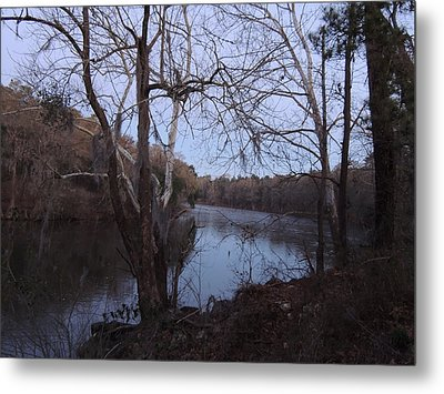 Metal Print featuring the photograph Flint River 4 by Kim Pate