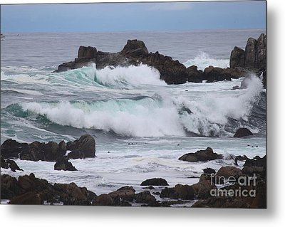 Force Of Nature Metal Print by Bev Conover