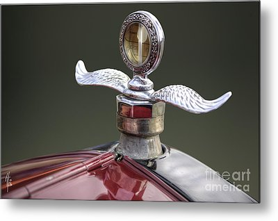 Ford Modell T Ornament Metal Print by Heiko Koehrer-Wagner