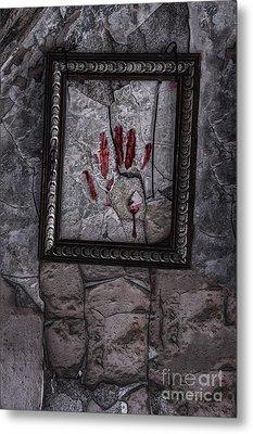 Framed Metal Print by Margie Hurwich