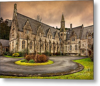 Franciscan Friary Metal Print by Adrian Evans
