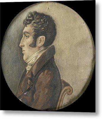 Frederik Willem Van Limburg Stirum 1774-1858 Metal Print by Litz Collection