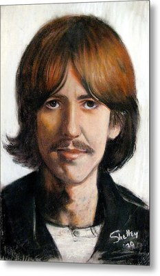 George Metal Print by Shelley Phillips