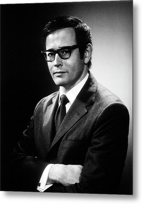 Gerald Edelman Metal Print by National Library Of Medicine