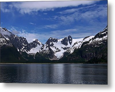 Glacier View Metal Print by Aimee L Maher Photography and Art Visit ALMGallerydotcom