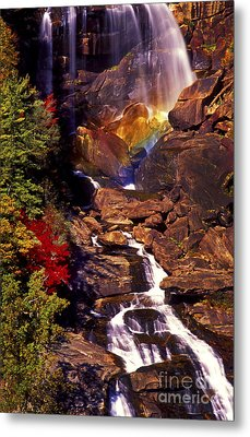 Golden Rainbow Metal Print by Paul W Faust -  Impressions of Light