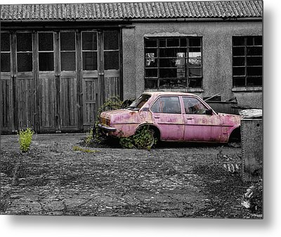 Metal Print featuring the photograph Good Little Runner by Paul Gulliver