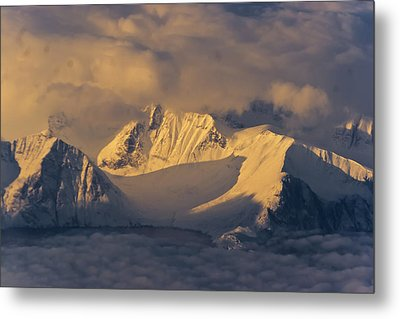 Greenland Metal Print by John Hix