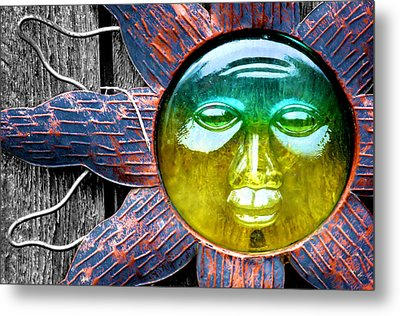 Heat Of The Moment Metal Print by Karen M Scovill