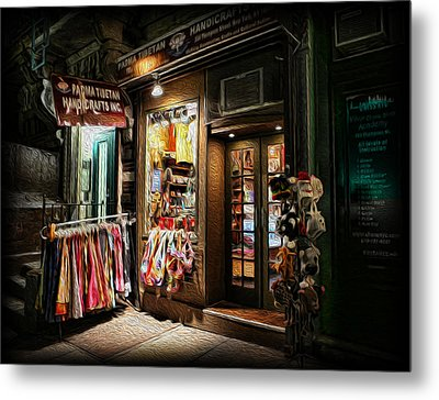 Hemp Handcrafts On The Hudson Metal Print by Lee Dos Santos