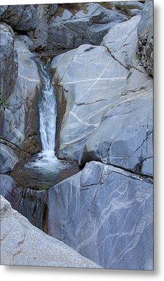 Hermit Falls Metal Print by Viktor Savchenko