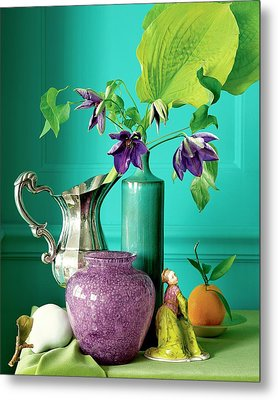Home Accessories Metal Print