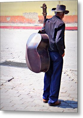 Human Kindness Is Overflowing Metal Print by Ramon Fernandez