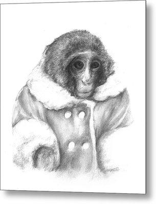 Ikea Monkey  Metal Print