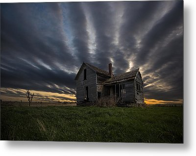 In A Past Life Metal Print by Aaron J Groen
