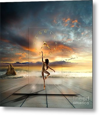 In My Dreams ... Metal Print by Franziskus Pfleghart