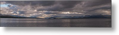 Metal Print featuring the photograph Inner Hebrides by Sergey Simanovsky