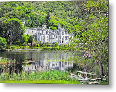 Ireland Home Metal Print by Will Burlingham