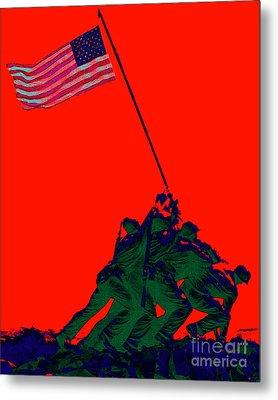 Iwo Jima 20130210p65 Metal Print by Wingsdomain Art and Photography