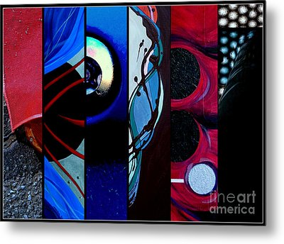 j HOT 27 Metal Print by Marlene Burns