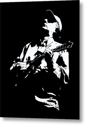 Metal Print featuring the photograph Jack Farkas by David Stine
