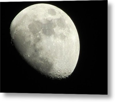 January Moon 1 Metal Print