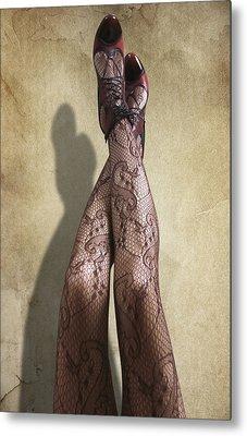 Just Legs Metal Print by Svetlana Sewell