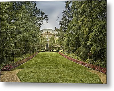 Kingwood Center Metal Print by Mary Timman