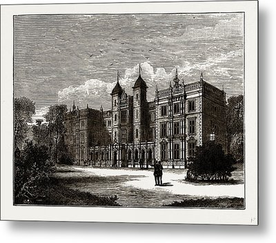 Kneller Hall, Uk Metal Print by Litz Collection