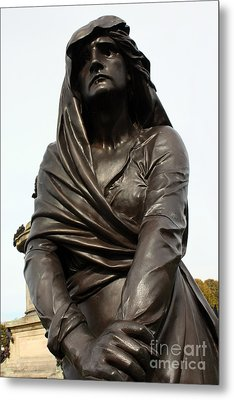 Lady Macbeth In Stratford Out Damned Spot  Metal Print by Terri Waters
