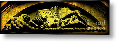 Laid To Rest Metal Print by John Malone