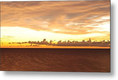 Metal Print featuring the photograph Layers by Paul Noble